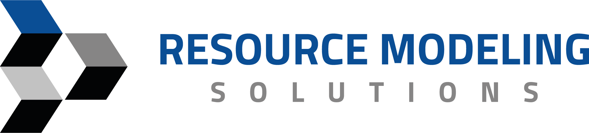 Resource Modeling Solutions Standalone Logo